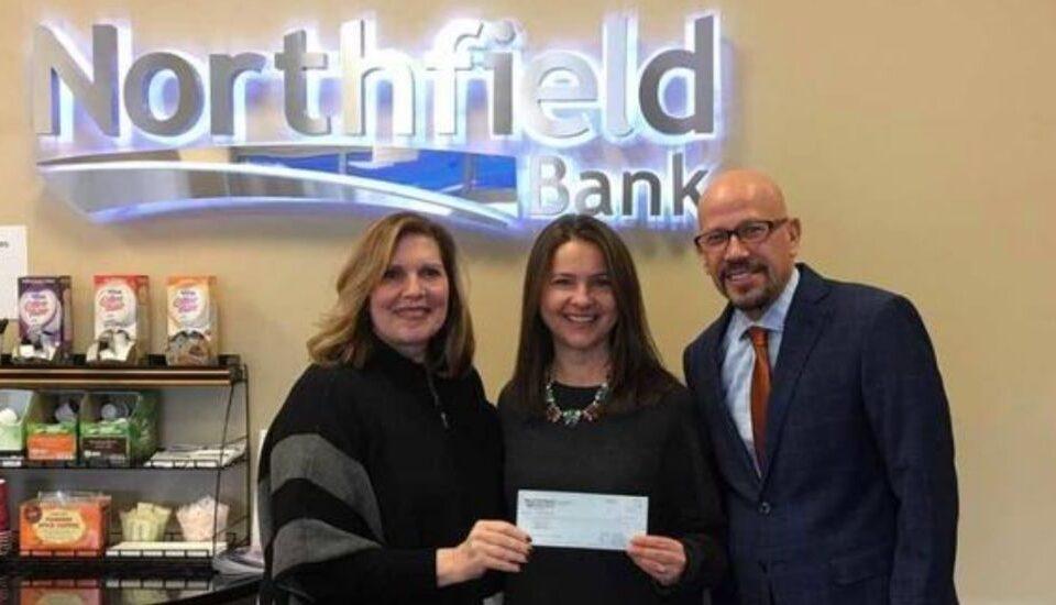 Northfield Bank Foundation donation | Caring Contact