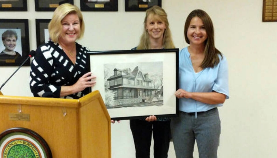 Fanwood Council Recognizes Caring Contact
